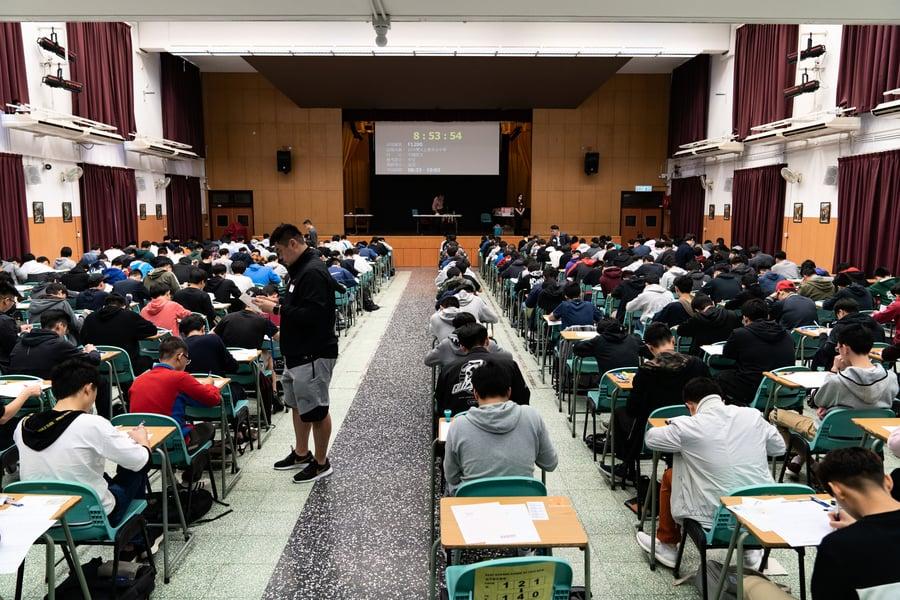 楊潤雄:4月24日DSE開考機會非常大