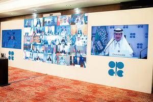 OPEC+終達石油減產協議