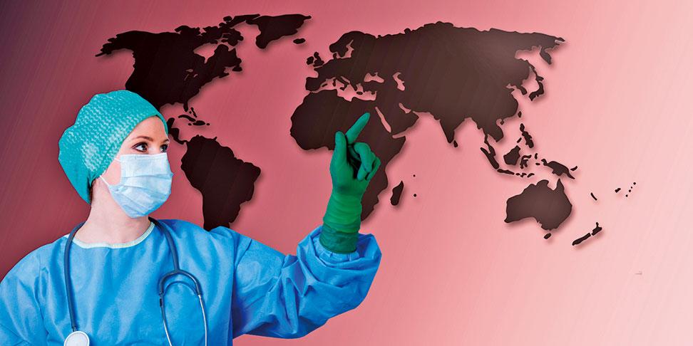 感染中共病毒的致命風險 慢性病是主要關鍵