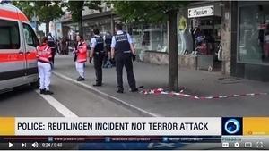 德國又爆難民砍殺案 1死2傷