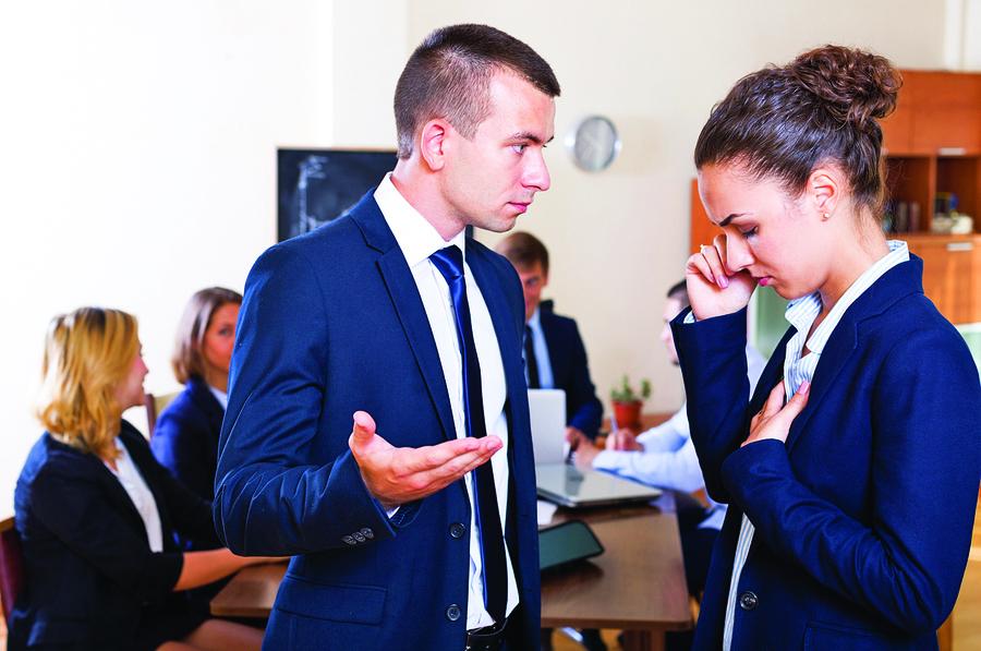 面對部屬的抱怨情緒 該怎麼辦?