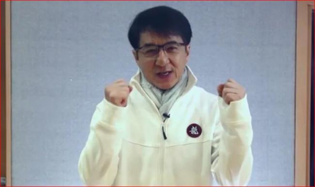 成龍代言「中共病毒」 大陸網民:這下慘了!