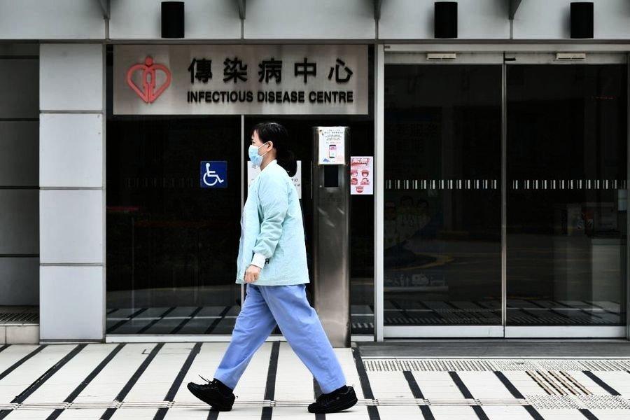 瑪嘉烈醫院負壓病房故障半小時 內有44名中共肺炎確診者