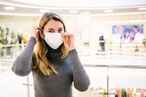 久戴口罩、過度洗手  容易導致皮膚病復發