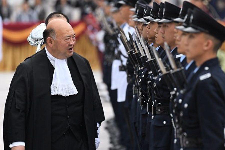 路透:香港的司法獨立受中共攻擊