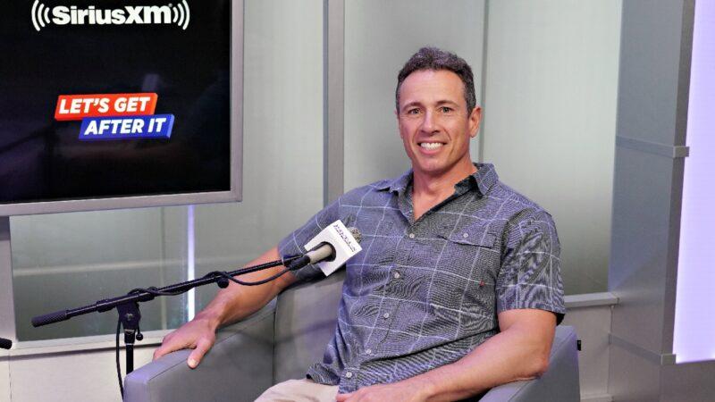 美國有線電視新聞網(CNN)主播克里斯・庫默(Chris Cuomo)。(Cindy Ord/Getty Images for SiriusXM)