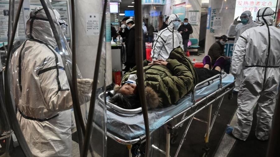 黑龍江通報說漏嘴:「無症狀感染者」咳嗽看急診