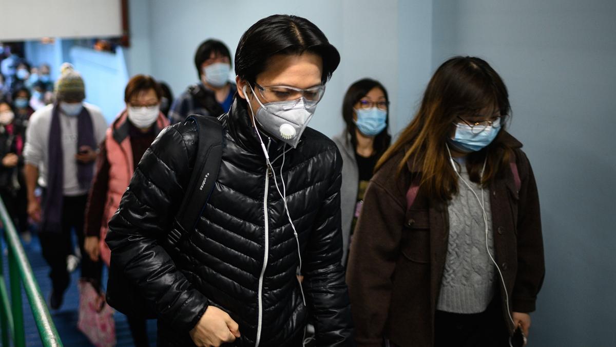 中共當局不僅關閉中俄邊境以阻止中國公民歸國,還懸賞抓捕已進入境內的回國人員。示意圖( HECTOR RETAMAL/AFP via Getty Images)