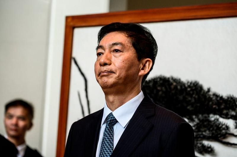 香港中聯辦副主任楊健被免 駱惠寧強勢抹黑反送中