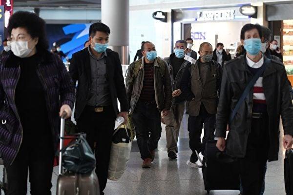 飛北京須至周邊城市接受檢疫 86.2%遭截查隔離