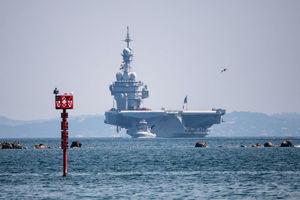 法國航母艦隊668官兵染中共肺炎 人數或持續增加
