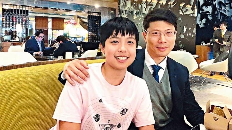 香港14歲數學「天才」 連跳4級破格升理大
