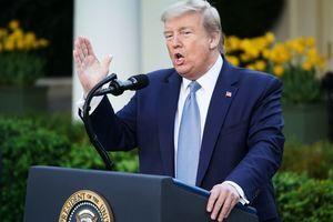 特朗普批《美國之音》令人作嘔  欲換其上級主管