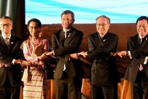 柬埔寨拒在公報中提海牙裁決 東盟陷僵局
