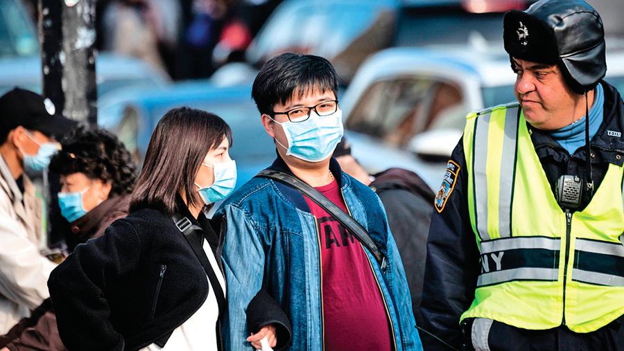 「小粉紅」對美國疫情幸災樂禍 美國華人遭遷怒