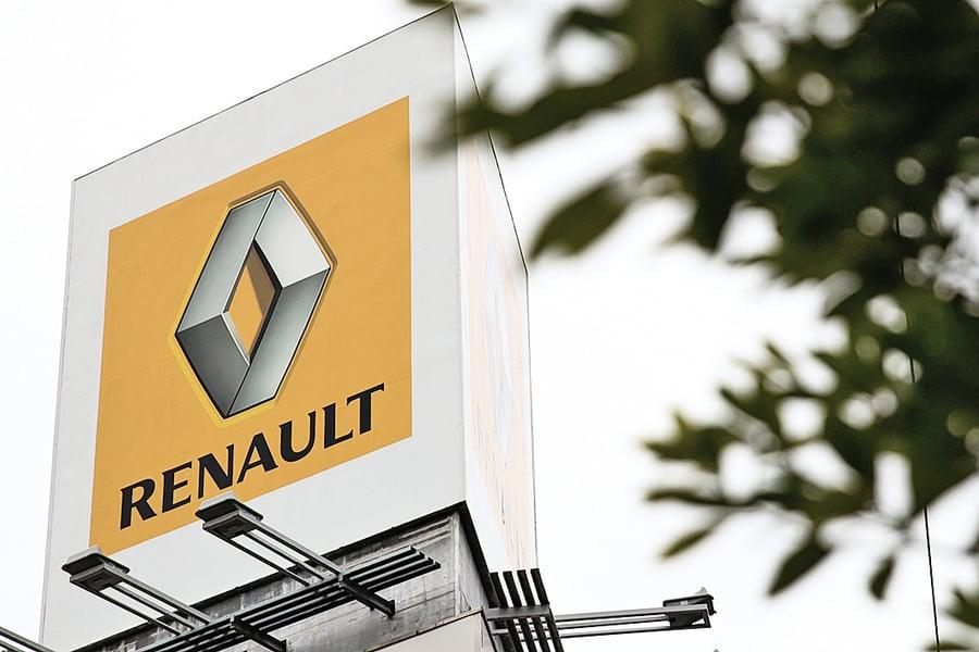 法國雷諾宣佈退出中國  歐股大漲