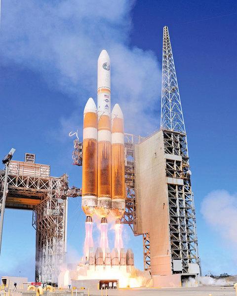 科學家開發出新型安全衛星推進劑