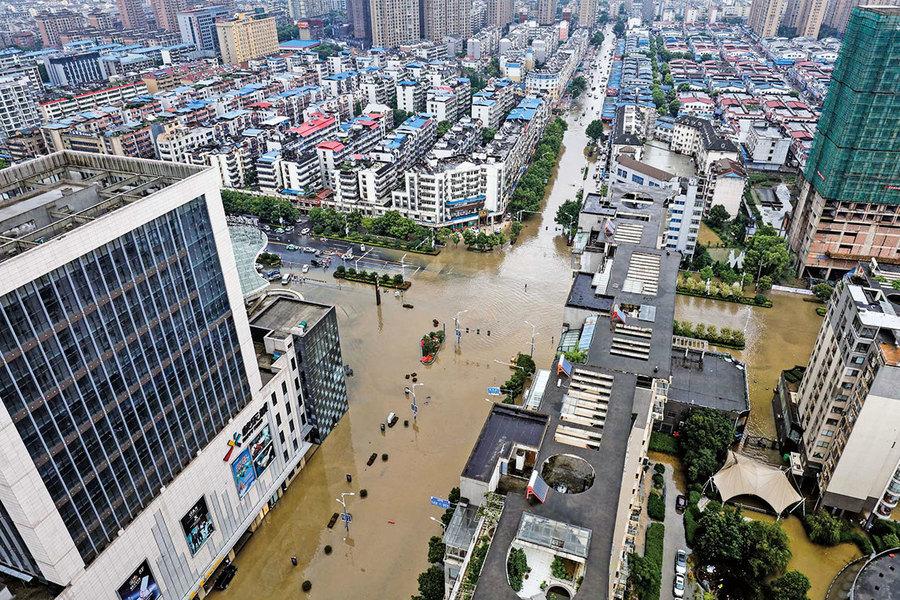 城市化面積增加會帶來更多洪水