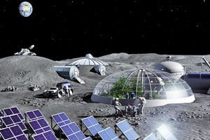 白宮或擬定月球國際條約