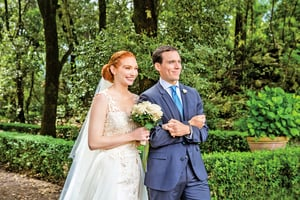 《婚禮幾樣情》一場婚禮營造多重看點