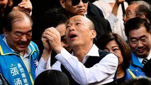 韓國瑜申請「停止罷韓」 法院火速駁回