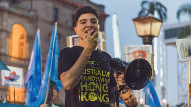 因言獲罪 撐「反送中」澳洲青年或被昆士蘭大學開除學籍