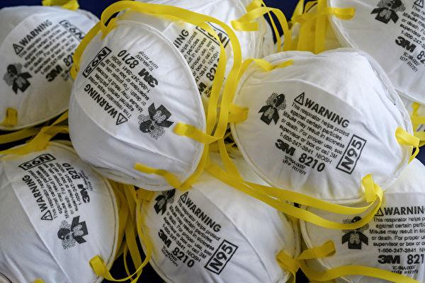 中國海關凍結口罩出口 網友:中共這是「挾口罩以令天下」