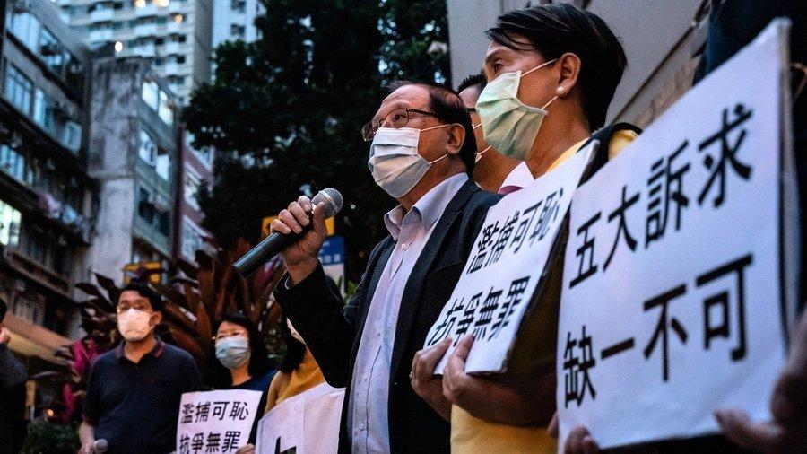 香港連出兩件大事 中聯辦欲奪權?
