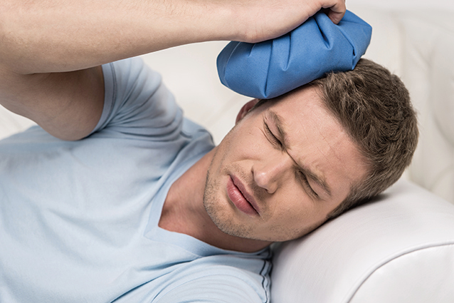 研究:冷卻大腦可治癒腦震盪