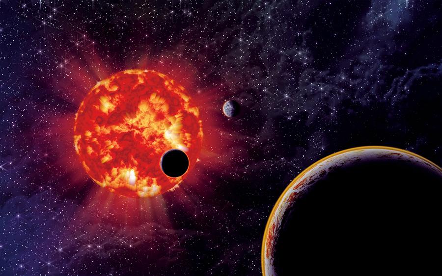 研究:氖元素促使恆星提前爆