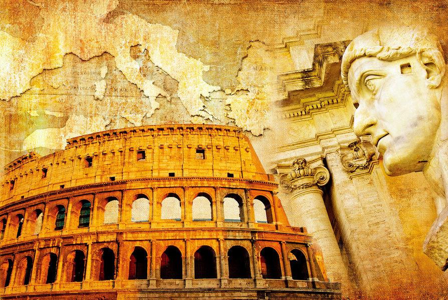 歷史上的瘟疫 瘟疫中走向衰亡的古羅馬帝國