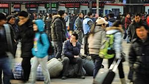 疫情重創就業市場 學者憂中國經濟陷惡性循環