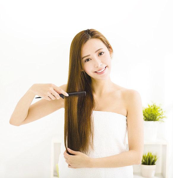 光澤又健康 長期護髮秘技