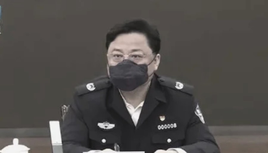 中南海激戰 中聯辦在香港奪權 公安副部長孫力軍突遭落馬