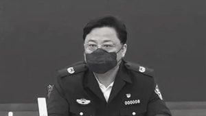 孫力軍突然落馬 傳絕密文件藏海外 妻存款數百億