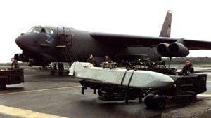 要開戰?美戰略轟炸機十六年來首次重大異動