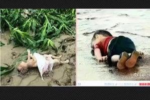 敘利亞小童對照邢台幼童 心酸背後掩蓋了甚麼?