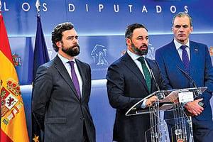 嚴厲譴責中共後 西國反對黨領袖中共肺炎消失