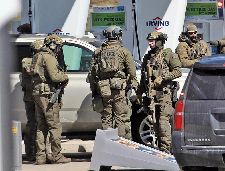 加拿大三十年來最嚴重槍擊案十七死