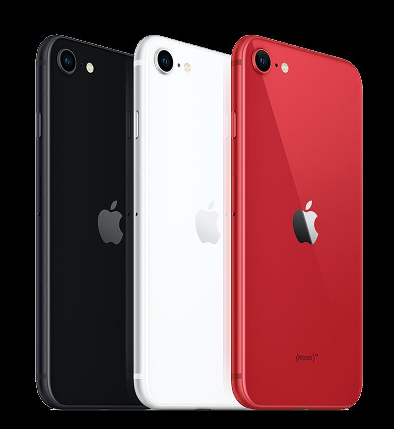 t4月15日,蘋果公司推出了新的iPhone SE,接替iPhone 8的位置。(Apple)