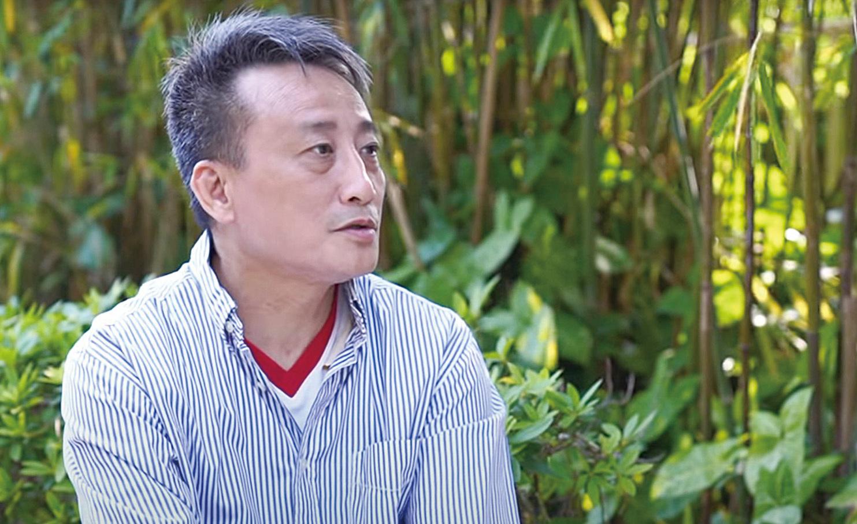 資深銀行家、時事評論員吳明德。(採訪影片截圖)