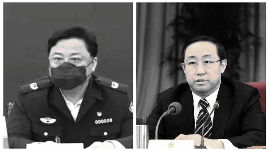 重磅!司法部長傅政華職務變動 孫力軍效應?
