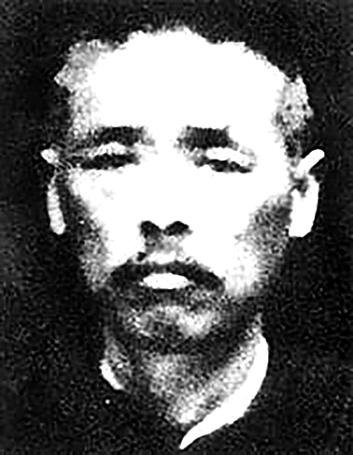 中共第三任最高領導人向忠發。(維基百科)