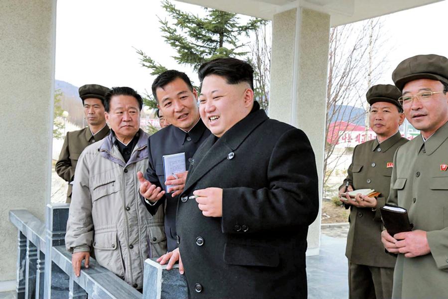 傳北韓領導人金正恩命危