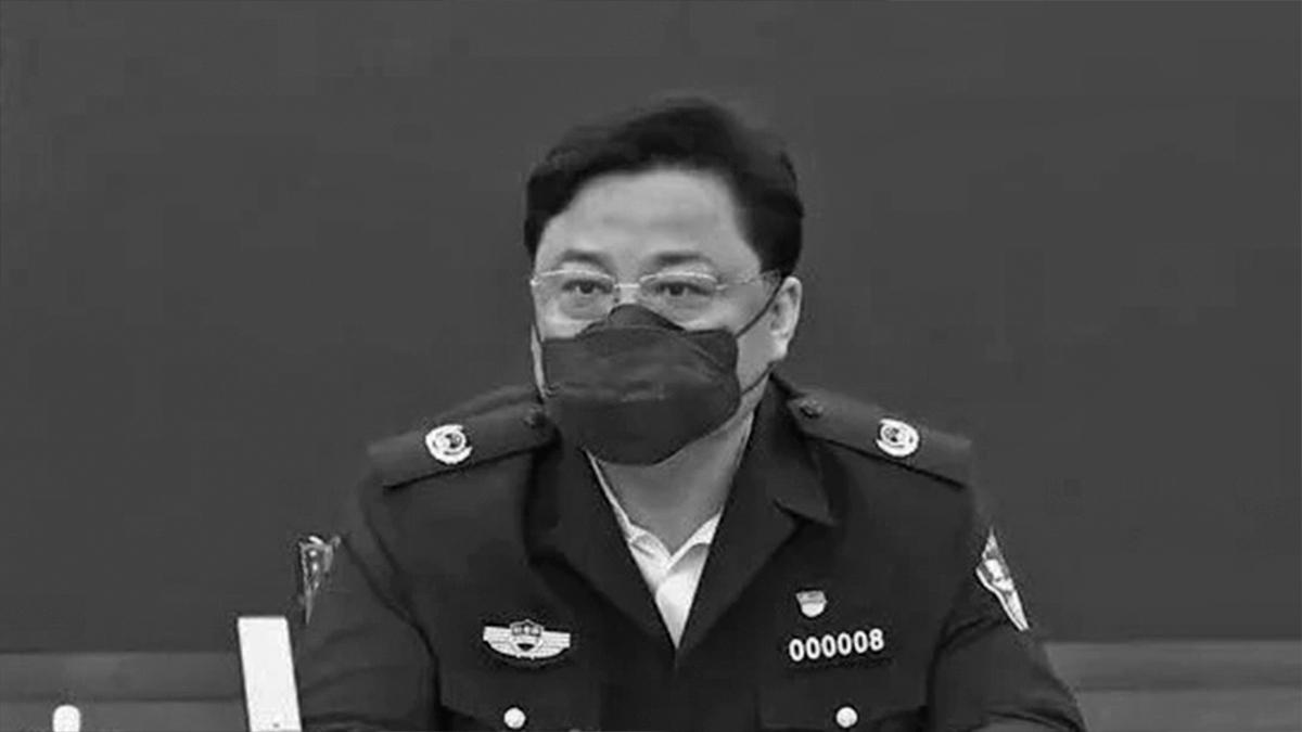 公安部副部長孫力軍的落馬,說明習近平與江澤民派系在十九大前達成的恐怖交易,宣告破局。(影片截圖)