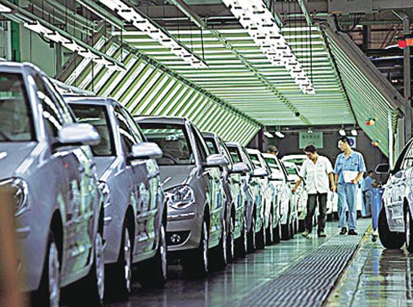 2020年大陸汽車 產能過剩2千萬輛