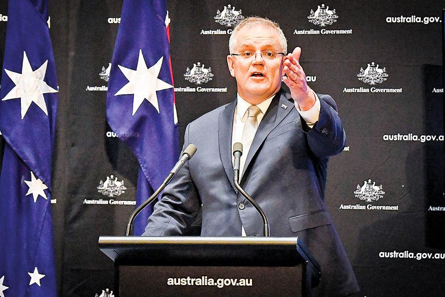舉國上下怒斥中共   澳洲疫情或現拐點
