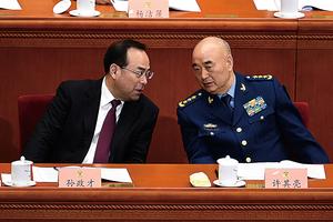 傳下屆中共軍委常務副主席已定