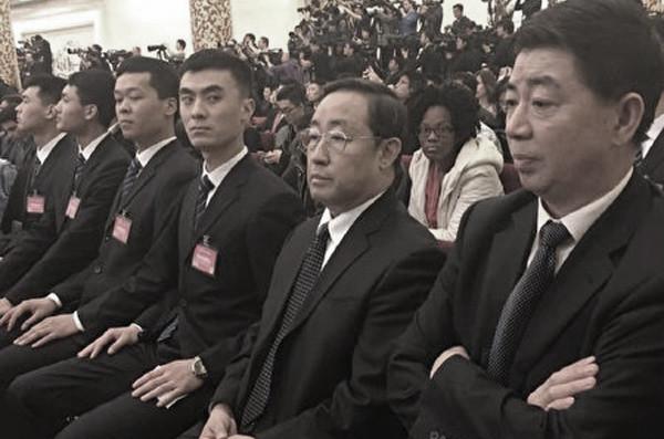 傅政華卸任黨職 缺席政法委會議 接替人選浮現