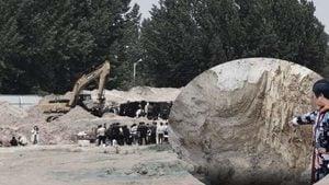 河南4名兒童被活埋工地 記者采訪被暴打